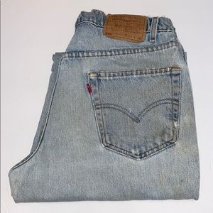 Genuine 90s Distressed Levi Jeans